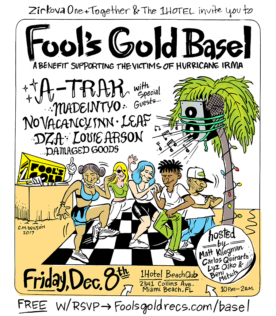 Leaf | Fool\'s Gold Records