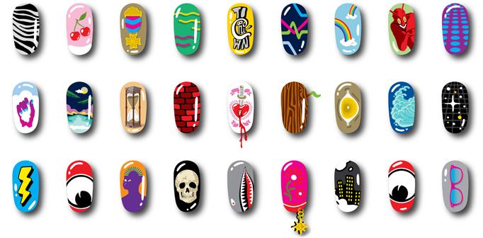 The Ghetto Fabulous Nails